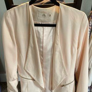 BP light pink blazer
